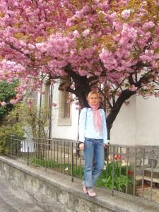 Pavasaris Lozanoje